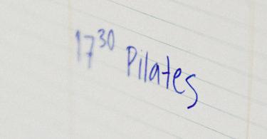 Comment écrire correctement Pilates ?